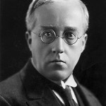 Composer Gustav Holst ROYALTY FREE PICTURE FROM CD ACQUIRED BY PICTURE LIBRARY